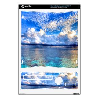 MALDIVES 1 XBOX 360 S SKIN