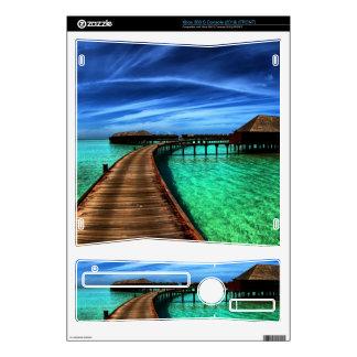 MALDIVES 2 SKIN FOR THE XBOX 360 S