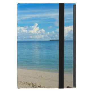 Maldives Beach - iPad Mini Case with No Kickstand