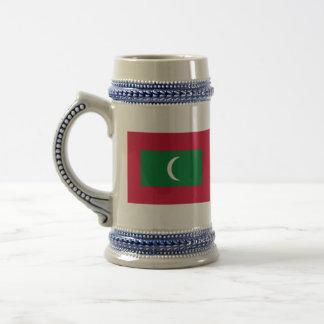 maldives beer stein