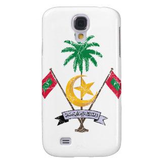 Maldives Coat Of Arms Samsung Galaxy S4 Case