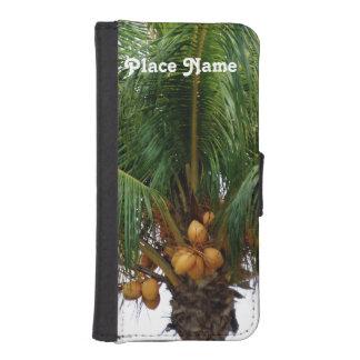 Maldives Coconut Palm iPhone 5 Wallet