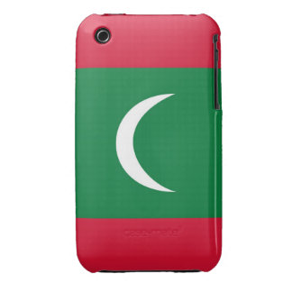 maldives country flag case