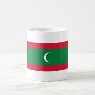 maldives country flag nation symbol coffee mug