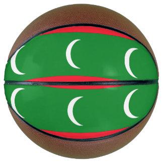 Maldives Flag Basketball