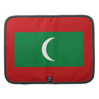 Maldives Flag Folio Organizer