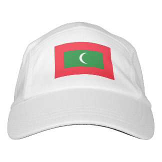 Maldives Flag Hat