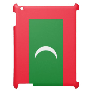 Maldives Flag iPad Covers