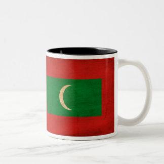 Maldives Flag Mug