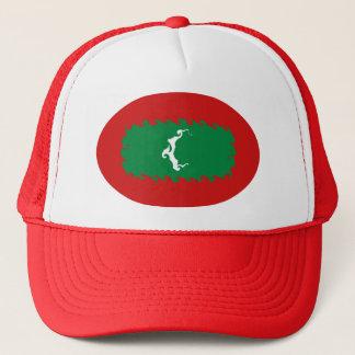 Maldives Gnarly Flag Hat