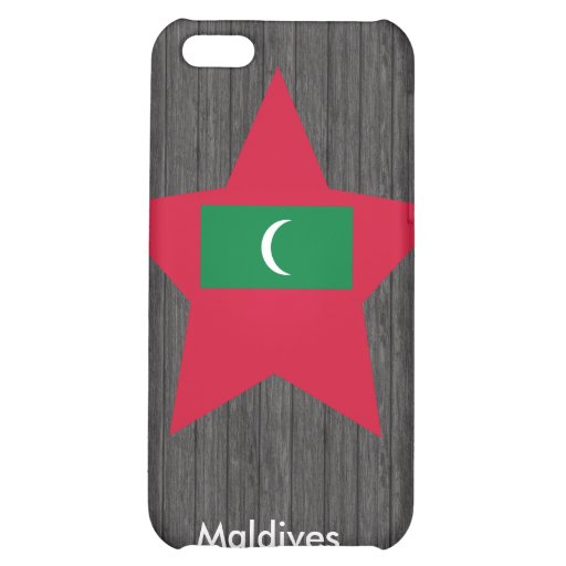 Maldives Case For iPhone 5C