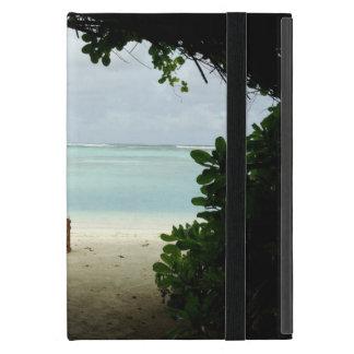 Maldives Island Boat iPad Mini Covers