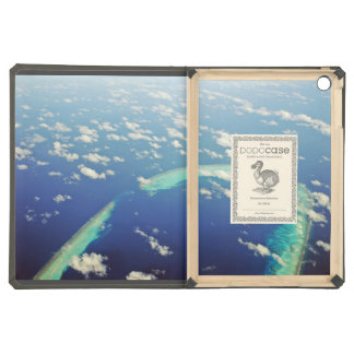 Maldives Island From Airplane iPad Air Cases