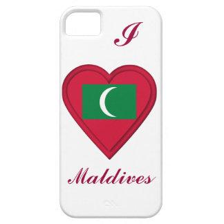 Maldives Maldive Islands flag iPhone SE/5/5s Case