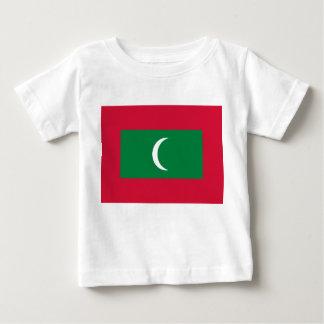 Maldives - Maldivian National Flag Baby T-Shirt