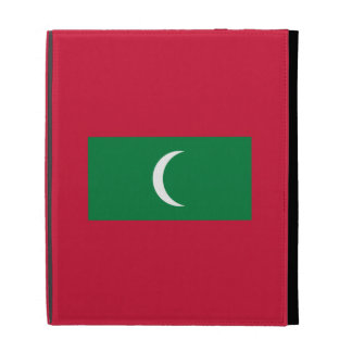 Maldives - Maldivian National Flag iPad Case