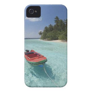 Maldives, Male Atoll, Kuda Bandos Island iPhone 4 Case