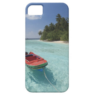 Maldives, Male Atoll, Kuda Bandos Island iPhone SE/5/5s Case