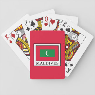 Maldives Playing Cards