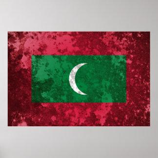 Maldives Poster