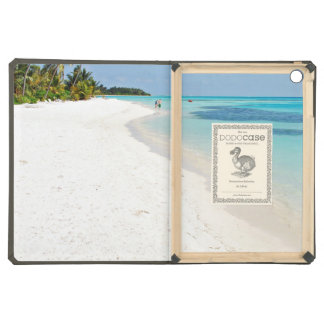 Maldives Subject Cover For iPad Air