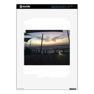 Maldives Sunset iPad 3 Skin