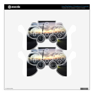 Maldives Sunset Skins For PS3 Controllers