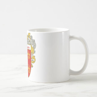Maldonado Coat of Arms/Family Crest (Mantled) Coffee Mug