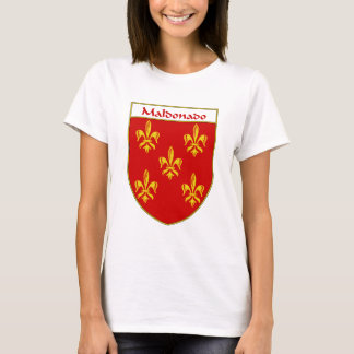 Maldonado Coat of Arms/Family Crest T-Shirt