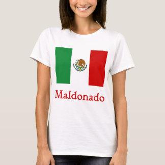 Maldonado Mexican Flag T-Shirt