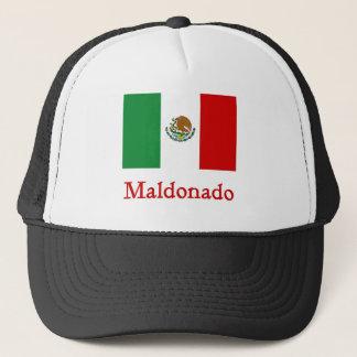 Maldonado Mexican Flag Trucker Hat