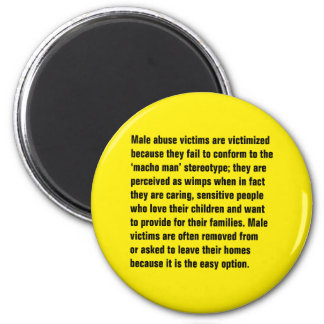 Male Abuse Victims Are Victimized Because … Magnet