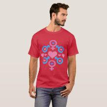 Male and female symbols T-Shirt