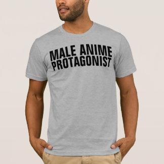 male anime protagonist T-Shirt