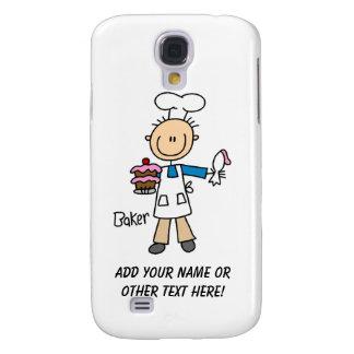 Male Baker Samsung S4 Case
