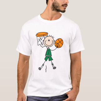 Male Basketball Player Tshirts and Gifts