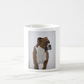 Male Boxer Coffee Mug
