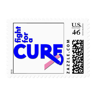 Male Breast Cancer Fight For A Cure Stamps