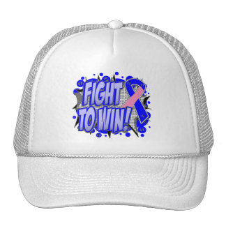 Male Breast Cancer Fight To Win Hat