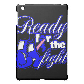 Male Breast Cancer Gloves Ready For The Fight Cover For The iPad Mini
