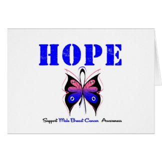 Male Breast Cancer HOPE Card