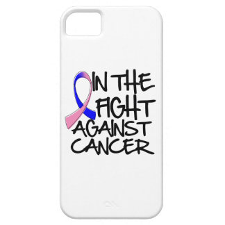 Male Breast Cancer - In The Fight iPhone 5 Covers