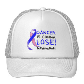 Male Breast Cancer is Gonna Lose Trucker Hat