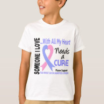 Male Breast Cancer Needs A Cure 3 T-Shirt