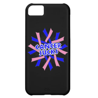 Male Breast Cancer Sucks iPhone 5C Cover