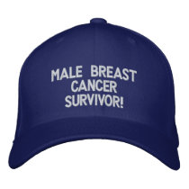 Male Breast Cancer Survivor! Cap