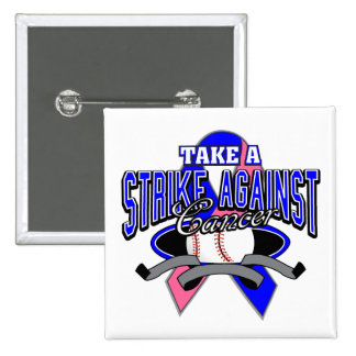 Male Breast Cancer Take A Strike Buttons