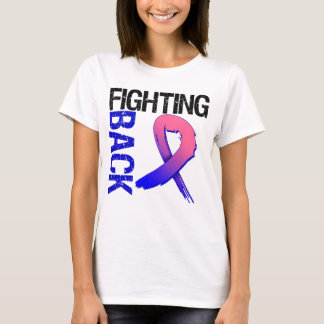 Male Breat Cancer Fighting Back T-Shirt