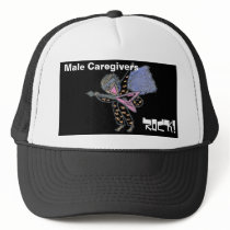 Male Caregivers Rock Hat