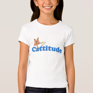 Male Cattitude T-Shirt